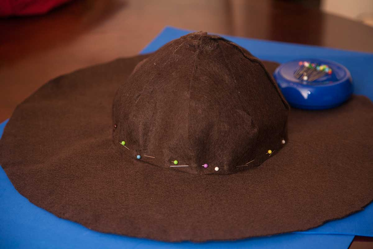 Tricorn Hat Pattern Unique Ideas